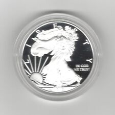 USA: American Eagle One Ounce Silver Proof Coin 2018, Silber