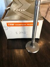 TRW Intake Valves S22611958-60 Ford, Edsel Lincoln 383 410 430 V8 NORS New Qty7