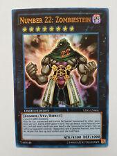 Yu Gi Oh Karten selten Nummer 22 Zombiestein Number 22 YZ03 Ultra Rare TOP