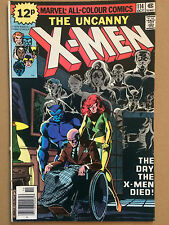 Uncanny X-Men issue 114