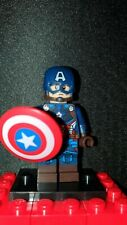 LEGO - Figurine Marvel - CAPTAIN AMERICA 2 - Neuf