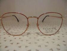 Geoffrey Beene GB-1031 DA Vintage 80's Unisex Eyeglasses  (TF13 @