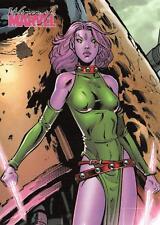 BLINK / Women of Marvel 2008 BASE Trading Card #07