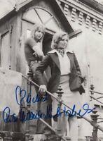 Ruth Maria Kubitschek, Ein Haus voll Zeit 1975 original signiert/signed !!