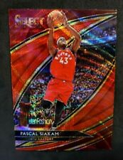 2019-20 Select Pascal Siakam SP! *COURTSIDE RED WAVE SILVER PRIZM! CHINA Tmall!