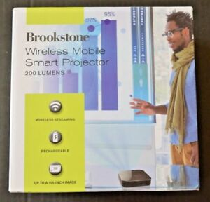 Brookstone 200 Lumen Projector