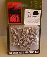 Flames of War - Bazooka's - WW2 USA US716 - NEW
