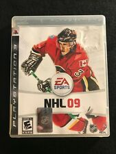 NHL 09 EA SPORTS PS3 Sony PlayStation 3
