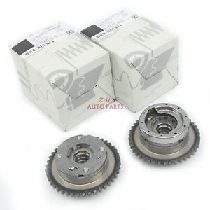 2pcs Intake Exhaust Camshaft Adjuster 2700500847 Fit For Mercedes W246 C253 E300
