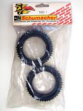 Schumacher Front Micro Spike Azul Par T691I modelado