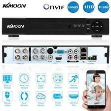 KKMOON 8CH Full 1080N/720P HD Security Surveillance DVR 3 in 1 AHD DVR NVR US
