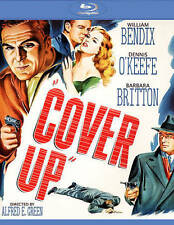 Cover Up (Blu-ray Disc, 2015) William Bendix Dennis O'Keefe Barbara Britton