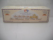 MATCHBOX MODELS OF YESTERYEAR HER MAJESTY'S GOLD STATE COACH YY-66