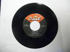 Bobby Fischer All Together/Lonely City 45 RPM Dial Records VG+