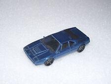 Herpa BMW M1 Coupe, Dunkelblau-Metallic, guter Zustand, 1:87, H0, *G019*