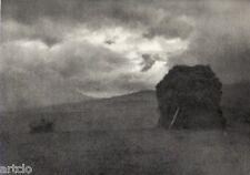 """Héliogravure - 1926 - """" Etude """"  par G.Eremine"""