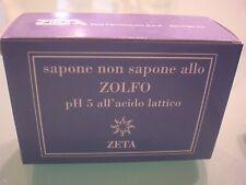 Sapone non Sapone allo Zolfo pH 5 all'acido lattico g100