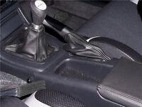 Nissan silvia s15 alcantara gear gaiter handbrake armrest colour cover gaitor