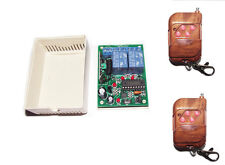 Motor controller Forward&reverse RF Wireless Remote Control switch Home Security