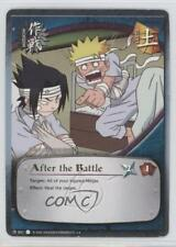 2006 Naruto Collectible Card Game: Path to Hokage After the Battle #21 gl9