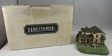 """1993 Hawthorne Norman Rockwell """"The Lemonade Stand"""" Sculpture No. 3280 A"""