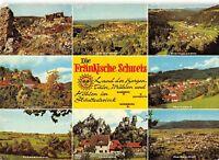 GG10673 die frankische schweiz land der burgen  germany