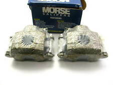 Morse P4122 Remanufactured Loaded Disc Brake Calipers - Front Left & Right