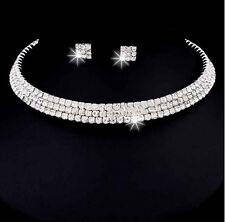 TrendyLions Austria Crystal Bridal Jewelry Set ( Necklace + Earrings)