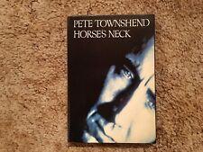 Townshend Horses Neck Hardcover Book 1985