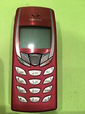 Nokia 6510 - Red (Unlocked) Mobile Phone