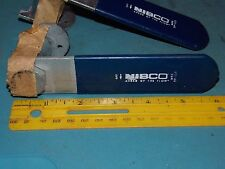 """QTY 3 - NIBCO 6""""  MSS SP-110 Valve Handle  NEW"""