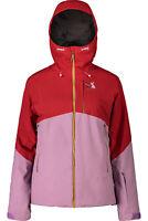 maloja Skijacke Snowboardjacke FexM Ski Mountaineering Jacket grau