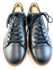 "NEW Allen Edmonds ""PORTER DERBY"" Men's Casual Sneakers 9 D Black  (533)"