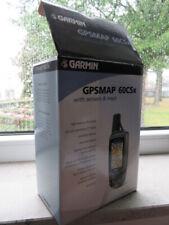 GARMIN GPSMAP 60CSX Navigatie