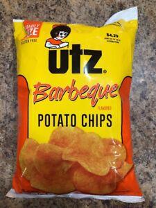 Utz Bar B Q Potato Chips