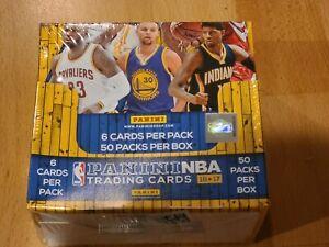 2016-17 Panini NBA Hoops International 50 Pack Box - PSA Murray Ingram Siakim RC