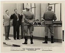 TRAHISON SUR COMMANDE Counterfeit Traitor WILLIAM HOLDEN Original Photo 1962 B