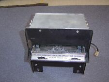 Vintage Rock-Ola Jukebox Bill Acceptor Model# MK8US1