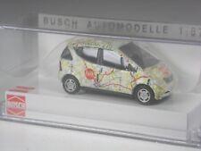 Klasse: Busch Mercedes A-Klasse Falk Stadtplan in OVP
