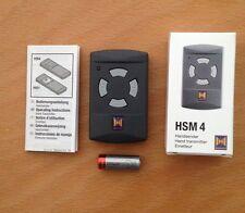 Hörmann Handsender HSM4 - 40,685 MHz - NEU- Fernbedienung