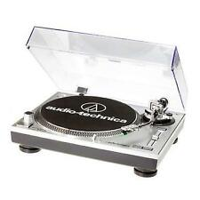 Audio-Technica USB Turntable With Hs10 Headshell - Silver