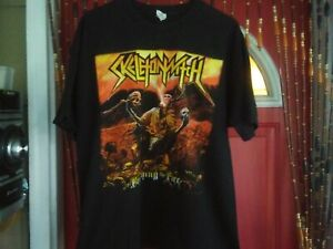 Skeletonwitch T-shirt. Size XL