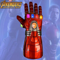 Infinity Gauntlet Iron Man Tony Stark Avengers Endgame Cosplay Gloves Ornament