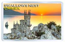Swallows Nest Castle Crimea mod2 Fridge Magnet Souvenir IMAN nevera