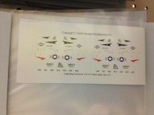 1/350 Blue Ridge Models RVAH-6 Fluers RA-5C Vigilantes Decals