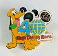 D23 Expo 2011 WDW Resort 40th Anniversary Mystery Pluto - Pin 85147