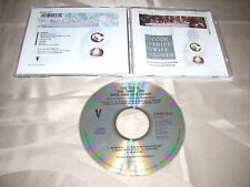 "MICHAEL NYMAN ""THE COOK, THE ..."" VENTURE/VIRGIN CD WEST GERMANY 1989/DVEBN 55"