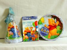 WINNIE THE POOH & PALS 1- PARTY SET--. PARTY SUPPLIES
