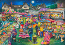 House Of Puzzles - 1000 PIECE JIGSAW PUZZLE - Village Fayre Find The Differences