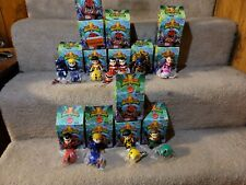 Mighty Morphin Power Rangers Loyal Subject Vinyl Figures LOT 16 W Stealth MMPR